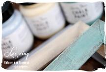 LOVE Annie Sloan chalk paint / http://lescinqsenprovence.blogspot.fr/