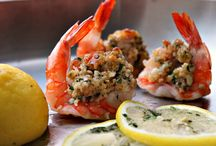 Seafood / by Martha Mason