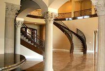 ampir in design / Минимализм и пышность: «золотая середина» античного стиля в интерьере