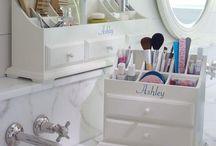 organizador de maquillaje
