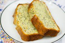 Lemon. Poppy Seed. Pound Cake.
