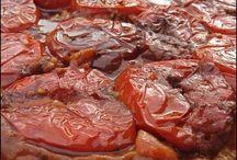 tartine tomates balsamique