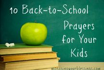 Prayers for your kids