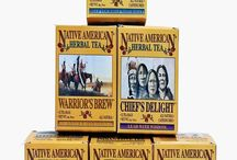Native American Tea Mini Sampler / The Native American Tea Company presents the Native American Tea Mini Sampler!  A 6 pack of our original 6 blends that has our sleepy Teepee Dreams, refreshing Good Medicine, invigorating Indian Love Tea, thoughtful Chief's Delight, our non-caffeinated energized Victory Tea, and the herbal/black tea infusion Warrior's Brew!  Get it today!