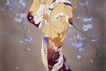 Japan trad kleider