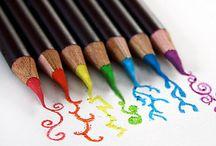 Farben, Formen, Muster & Wallpapers