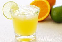 Recipe Ideas - Alcoholic drinks / by Christine Mangiafico