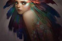 Illustration Art / Compartir ilustraciones de cualquier artista que me entusiasme. Ideas. Inspiración.