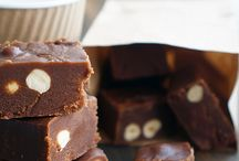 рецепты. конфеты и маленькие десерты