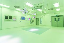 Our Operating Theatres / Our brand new, state-of-the-art Operating Theatres at Leighton Hospital in Crewe, Cheshire.  The first patients were treated in the new Theatres on Monday, April 28, 2014.