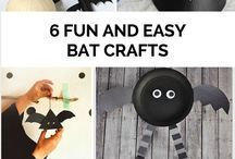 activities images for 3 to 4 year olds / bats