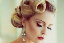 Hairstylist jaren 50