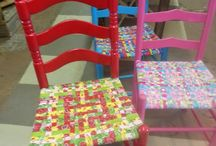 weaving for chairs and other furniture