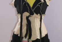 Upcycled Recycled Couture / Upcycled Recycled Couture - textile and fiber artworks by Ivanna Gutina
