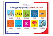 Tour de France (& Britain) / Activities to celebrate these brilliant bicycle road race events! / by iChild.co.uk