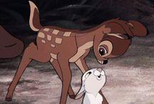 Julekugler og pynt med Bambi