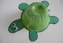 Preschool- Frogs & Turtles Theme / by Wendy