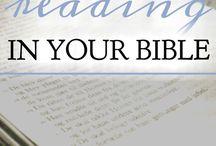 Bible tools