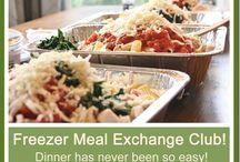 Freezer Meal Exchane / by Terra David