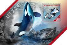 New stamps issue released by STAMPERIJA | No. 409 / NIGER 25 06 2014 - CODE: NIG14201A-NIG14213B