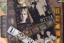 For the Love of Grunge, Vintage and Maybe the Fabulously Beautiful Ugly / I have a crush on Tim Holtz.