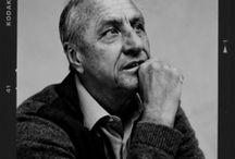 Anton Corbijn - Johan Cruijff / Dutch Photographer