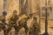 military artwork / by jose zurzolo