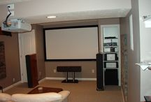 Basement ideas  / by Kathy O'Donnell Prem