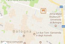 Reggio Emilia & Bologna