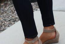 Zomerse sandalen