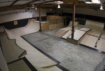 Interior Skatepark / Interior Skatepark