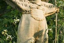 scarecrows / by Diane