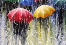 Guarda chuva pins
