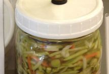 Fermented Foods / I love fermented foods and there's so much out there now. Lots of good recipes, tips and encouragement.  / by The Herb Cottage