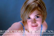 En estudios con Alejandra / Te compartimos este shooting en estudios con la imagen simple, aniñaday transparente de Ale. http://www.prosudamericana.com/modelos
