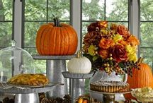Fall Decorations / by Marianne Fixelle