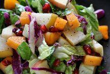 Sałatki, surówki, warzywa do obiadu / do wypróbowania