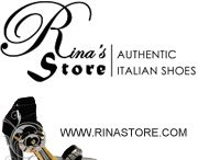 Rina's Boutique / Rina's Boutique team travels to Italy in order to personally purchase shoes, clothing and accessories from Italy's leading designers.  Rina's Boutique carries the most modern, prestigious and luxurious Italian fashions.  At Rina's Boutique we offer only the best brand names and highest quality merchandise. We proudly stand behind the authenticity of our goods. www.rinastore.com