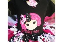 little girls bday party ideas