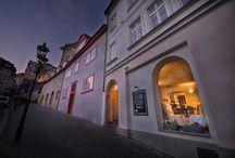 Surroundings of Design Hotel Neruda / Design Hotel Neruda is located in historical heart of Prague