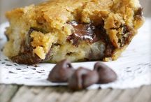 Recipe Ideas - Cookies & Bars / by Marie Schweiger