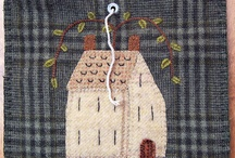 Wool Applique & Projects