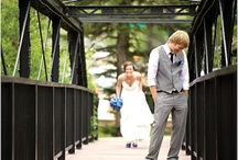 Inspiring Weddings-First Look / Professional wedding photographs of the 'First Look'. / by Elizabeth Pruitt