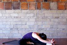 Yoga & Stretching / by Jes Motta