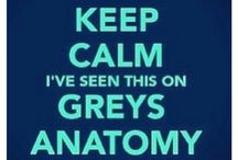 Grey's Anatomy / It's all about Grey's Anatomy
