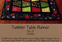 wallhanging/table runners