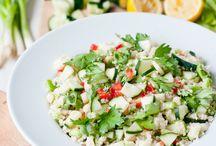 salads / by nancy seekatz