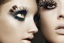 Make & Hair style / My Favorite Make & Hair style
