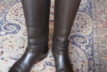 bottes et chaussures femme