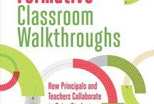 Evaluations, Walk-Throughs, Feedback
